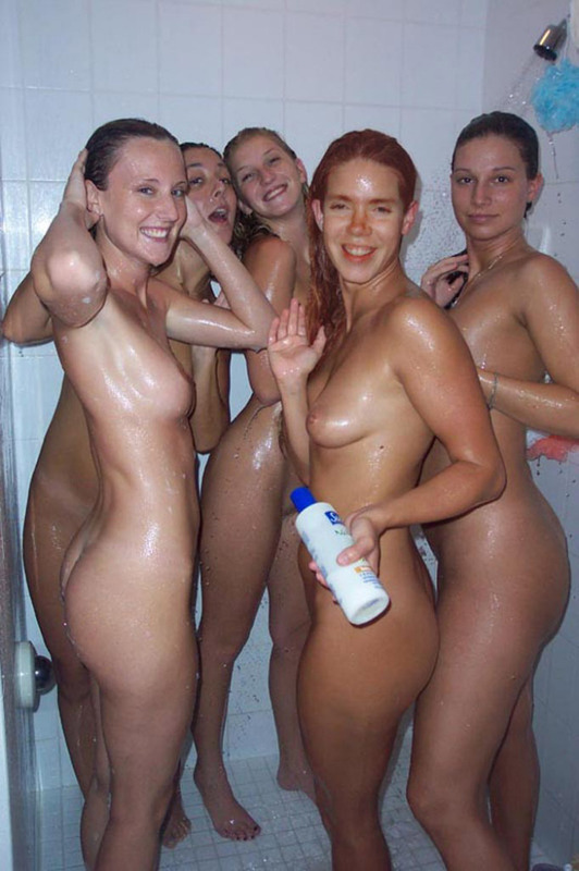 Kylie k in the shower