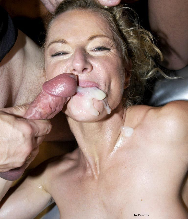Milf cum whore